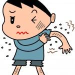子供の乾燥肌をなんとかしたい!冬のかゆみにおススメの対策とは