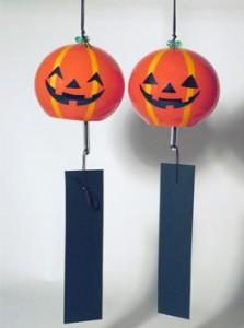 かぼちゃ風鈴