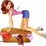 旅行の荷物でかさばる&重い化粧品の上手な持って行き方3選