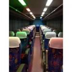 格安の夜行バスは狭くて辛い!狭い夜行バスでもよく寝る方法