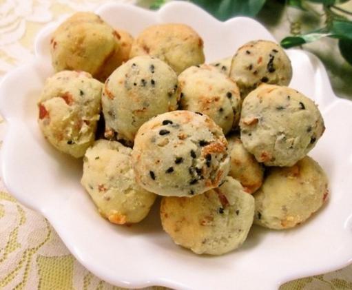 チアシードクッキー