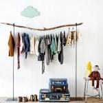 誰でも簡単♪服を見せる収納でおしゃれに収納するアイデア5選